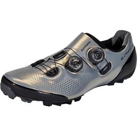 Shimano SH-XC9 S-Phyre Bike Shoes, zilver
